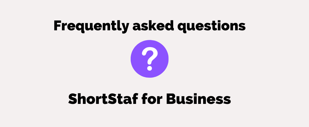 Business FAQ